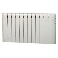 Radiador eléctrico HAVERLAND RC 12A analógico de 12 elementos