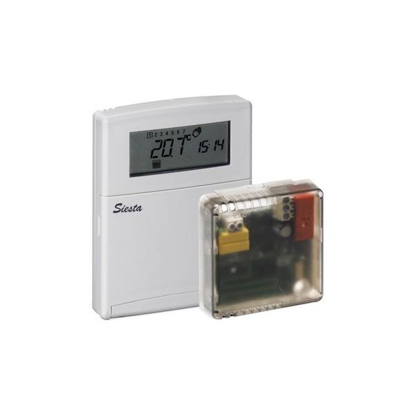 Termostato programable sonder siesta crx rf - Termostato inalambrico precios ...