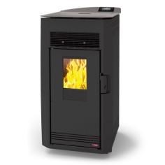 Estufa de Biomasa LASIAN LLAIMA de 8 Kw de potencia.