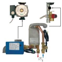Kit Calderas Eléctricas ACV E-TECH 15, 22, 28 y 36