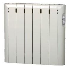 Radiador eléctrico HAVERLAND RC 6A analógico de 6 elementos