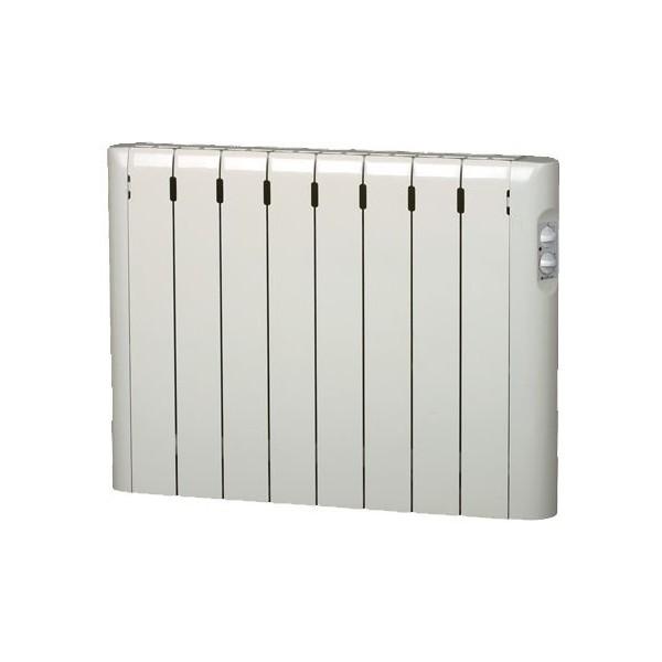 Radiador eléctrico HAVERLAND RC 8A analógico de 8 elementos