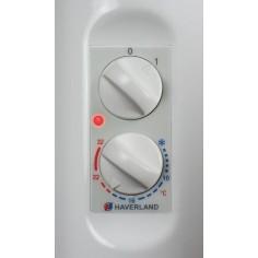 Panel de mandos Radiador eléctrico HAVERLAND RC 6A analógico de 6 elementos