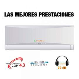 Aire Acondicionado CLS025IKAX, Split Pared 1x1 Inverter