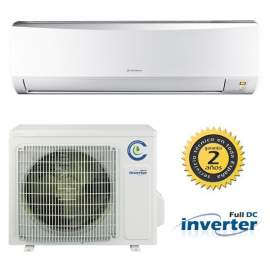 Aire Acondicionado CLS24INV, Split Pared 1x1 Super DC INVERTER