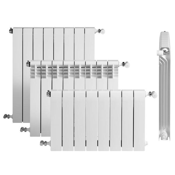 Radiador de aluminio baxi roca dubal 60 de 6 elementos for Tarifa roca calefaccion