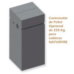 Contenedor Pellets para FERROLI NATURFIRE de 225 Kg