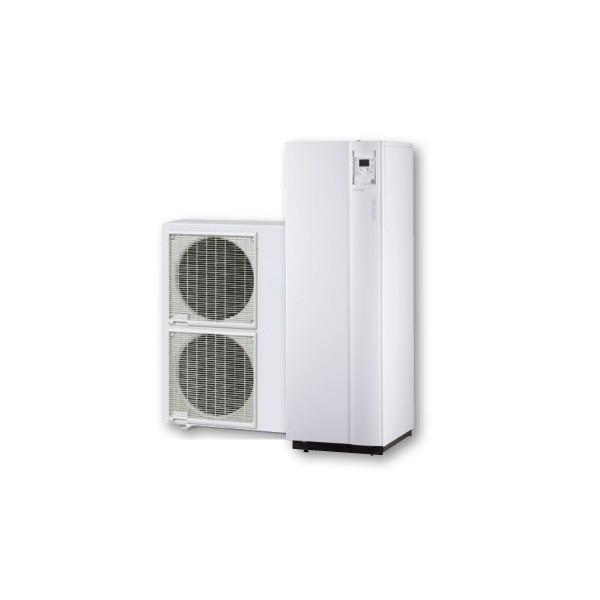 Bomba de calor mural compacta para Calefacción y ACS - Alféa Excellia Duo 14