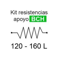 Kit Resistencias Interacumulador de agua Chaffoteaux BCH 120-160L