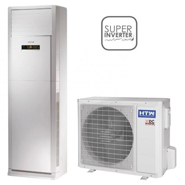 Aire Acondicionado columna HTW FST3-140A8