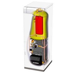 Caldera de Gasoil DOMUSA MCF 30 HDN con Acumulador