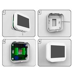 Termostato con WIFI ClimaMania CLM-MC6W de facil instalacion