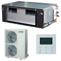 Aire acondicionado HTW C280IX41DT3de Conductos