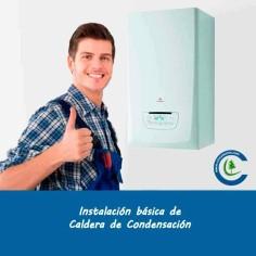 Instalación Básica Caldera Condensación