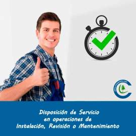 Disposición de Servicio