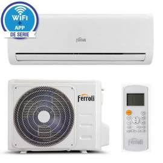 Aire Acondicionado FERROLI DIAMANT 9 Con Wifi Incluido