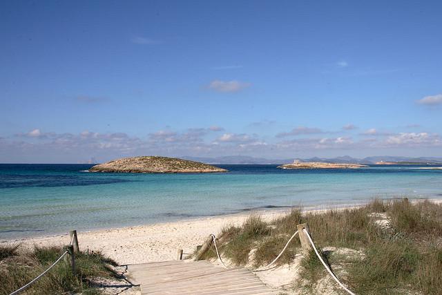 Viajar con aire acondicionado a Formentera