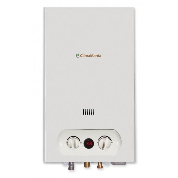 calentador de gas Climamania